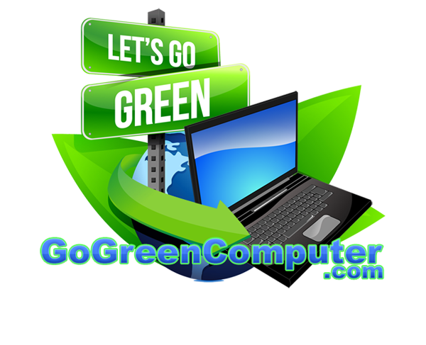 Green Eco-Friendly Computer Products & Services Plus Other Power Tech Tools & Services