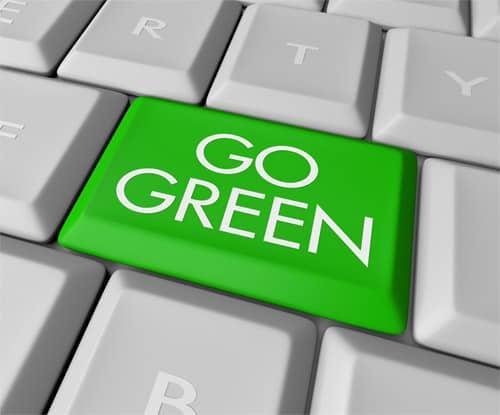 Go Green Computer Tips