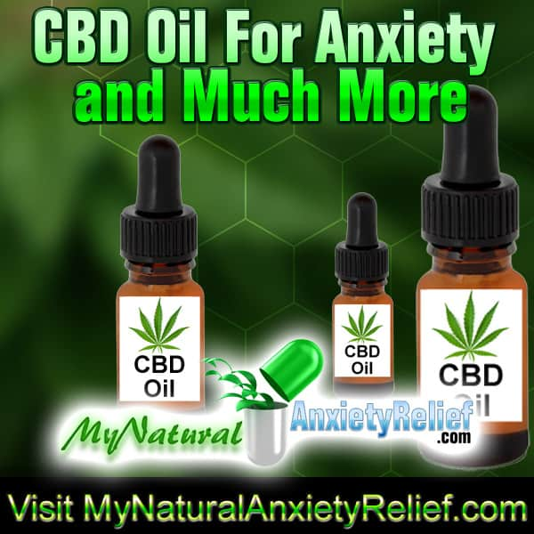 CBD Oil for Anxiety Relief, CBD For Stress At Work and More