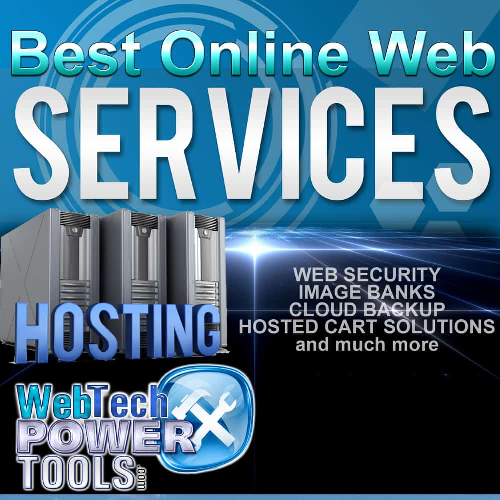 Best Online Web Services and other services