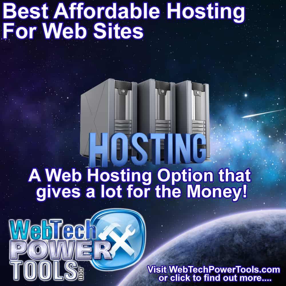 Best Affordable Hosting HostGator
