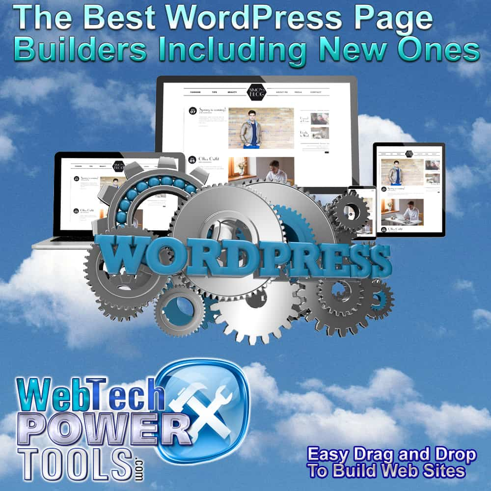 Best WordPress Page Builder and Some New WP Page Builders