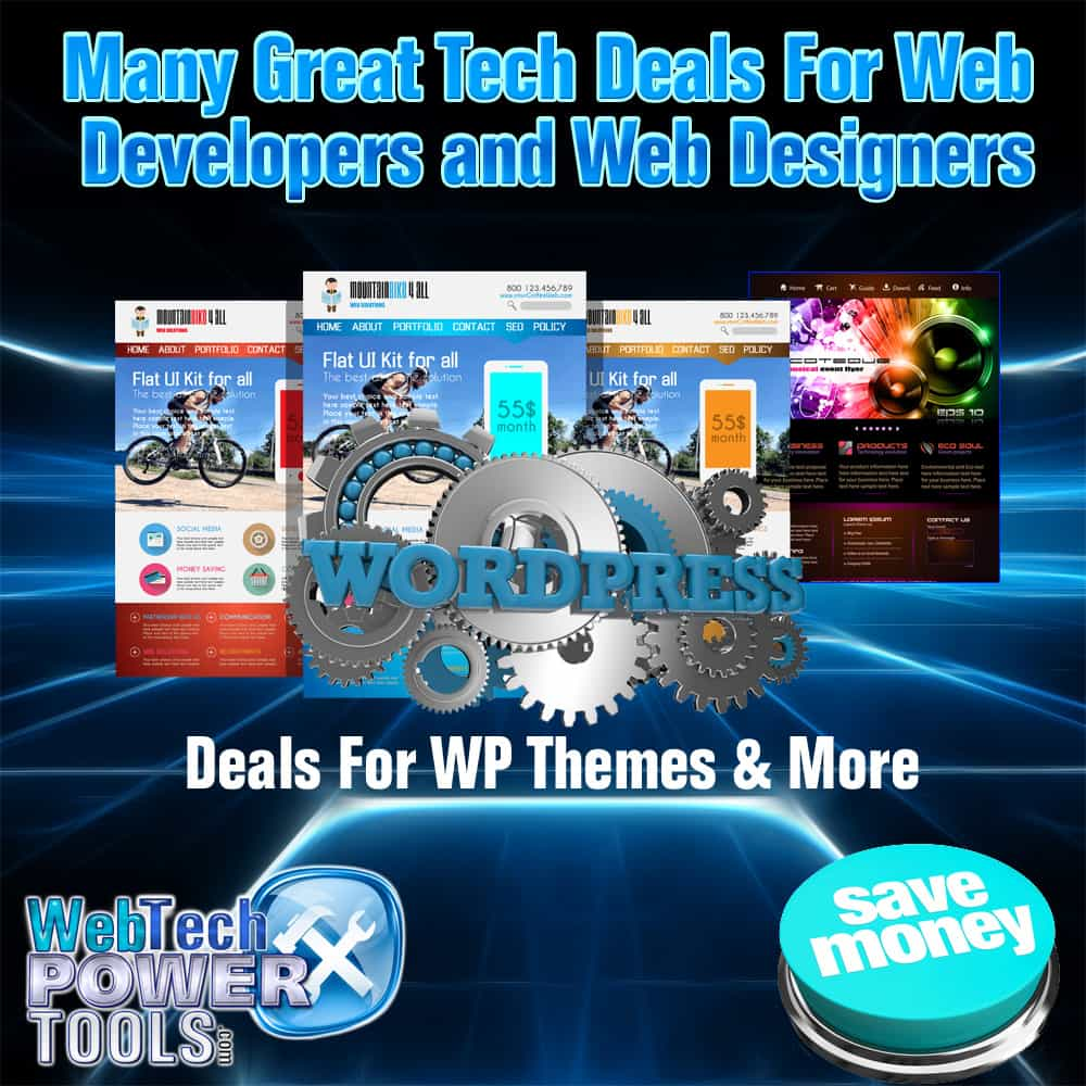 DealFuel - Great Tech Deals for For Developers and Designers